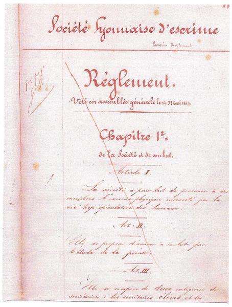 reglement_1854